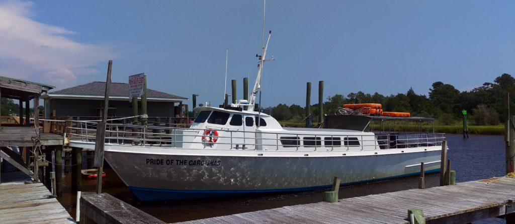 Clic Head Boat 90 Foot Pride Of The Carolinas Deep Sea Fishing Myrtle Beach